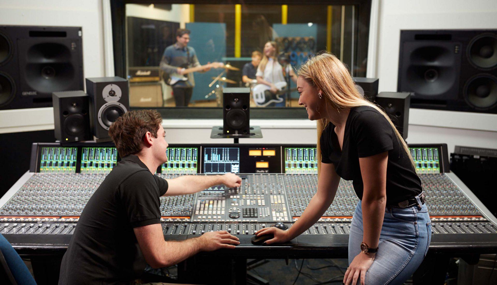 JMC Audio Feature